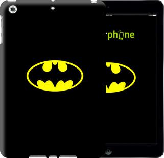 Чехол на IPAD PRO 10.5 Бетмен логотип