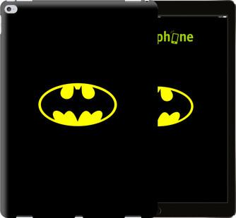 Чехол на iPad Pro 12.9 Бетмен логотип