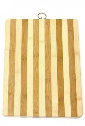 Доска разделочная Empire бамбук 26 х 36 см. 8001, фото 2