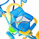 Детский трехколесный велосипед Baby Club Winie the Pooh, фото 3