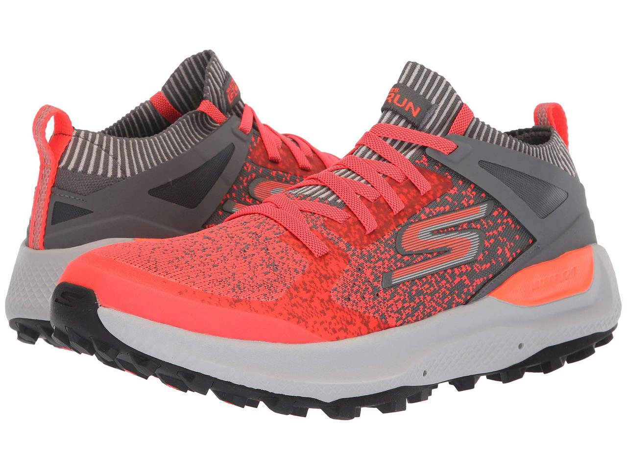 3a8ead8a7eac Кроссовки Кеды (Оригинал) SKECHERS Performance Go Run Max Trail 5 Ultra  Charcoal