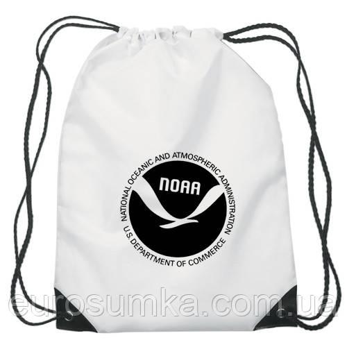 Рюкзак мешок на шнурке от 100 шт.