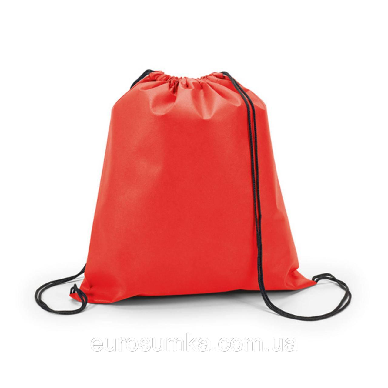 Рюкзак со шнурками от 100 шт.