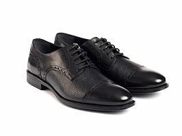 Туфли Etor 13360-7257 черные
