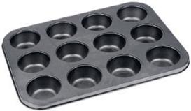 Форма для выпечки S&T кексов 12 шт. 30210