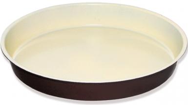 Форма для выпечки S&T кругла 28 см. с керамическим покритием 30245