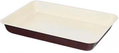 Форма для выпечки S&T с керамическим покритиям 31,5 х 21,5 см. 30246