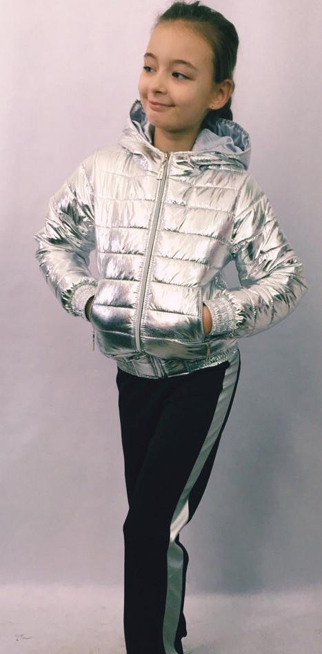 Куртка детская плащёвка Новинка