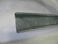 Профіль Екстра (зигзаг) оцинкований для кріплення плівок, фото 1
