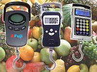 Весы электронные кантерные Fuji, рыбацкие на 40, 50кг