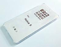 Чохол для Nokia 6 силіконовий ультратонкий прозорий