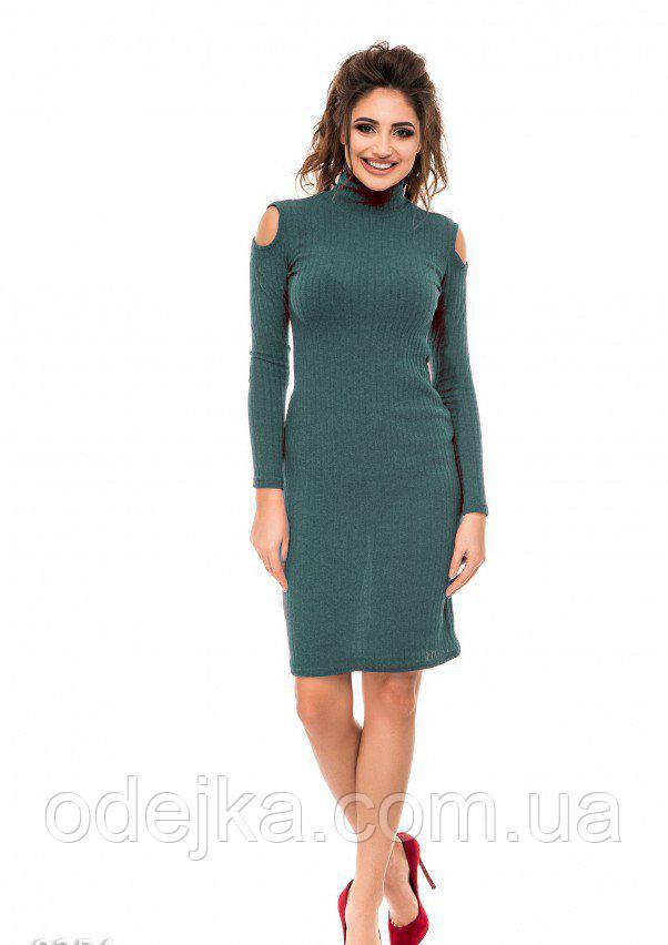 7f901dd18dd2ec4 Платья ISSA PLUS 9254 L зеленый, цена 330 грн., купить в Луцке — Prom.ua  (ID#757452380)