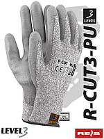 Защитные рукавицы REIS R-CUT3-PU