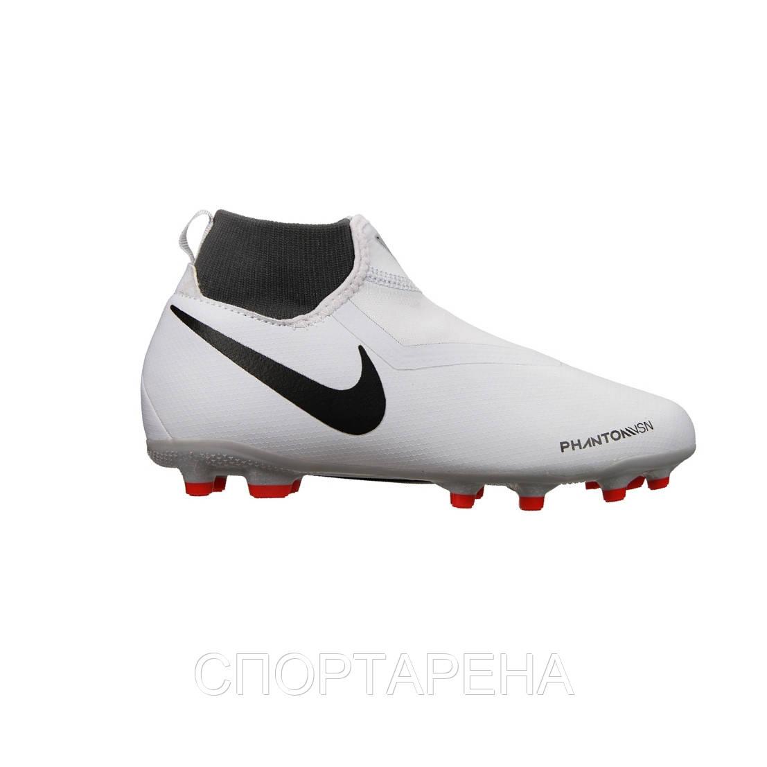 081a27e0 Детские бутсы Nike JR Phantom Vsn DF MG AO3287-060: продажа, цена в ...