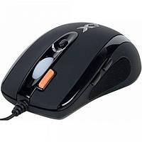 Мышка USB игровая A4Tech X-710MK