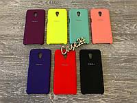Чехол Soft touch для Meizu M6S (7 цветов)