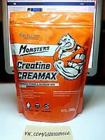 Креатин моногидрат, Monsters Creatine CreaMax 500г