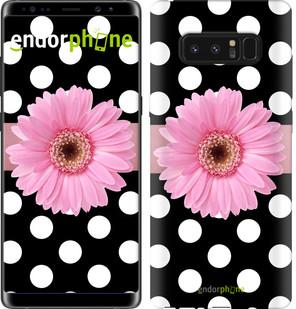 Чехол на Samsung Galaxy Note 8 Горошек 2