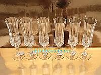 Набор хрустальных бокалов ECLAT LONGCHAMP 6 x 140 мл