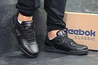 Мужские кроссовки черные Reebok 6009