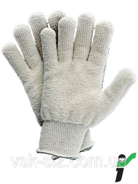 Перчатки защитные трикотажные термостойкие JS RJ-BAFRO