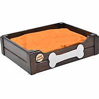 """Лежак для мелких собак  """"Нами"""", (40х50см)"""