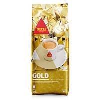 """Кофе зерновой - Delta """"Gold"""" 1 кг"""