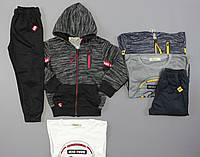 Трикотажный  костюм - тройка для мальчиков Sincere оптом, 98-128 pp., фото 1