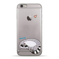 Накладка для iPhone 6/6s силікон Pump Touch Me