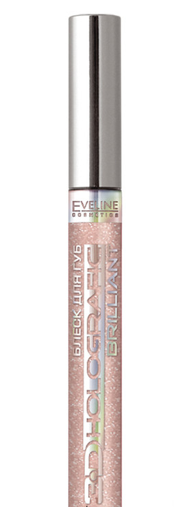 Блеск для губ Eveline Cosmetics 3D Holographic Brilliant тон № 583