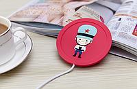 Podarki USB подогрев чашки Солдатик Красный, фото 1