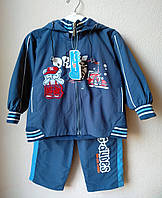 Комплект на малыша: курточка и штанишки на 1 -1,5  года