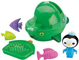 Октонавты игровой набор Подводная лодка Gup-E и Песо Peso Фишер Прайс Fisher-Price Octonauts Gup-E Vehicle