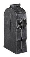 Чехол для одежды 60 х 108 х 30 см Silver объём, фото 1