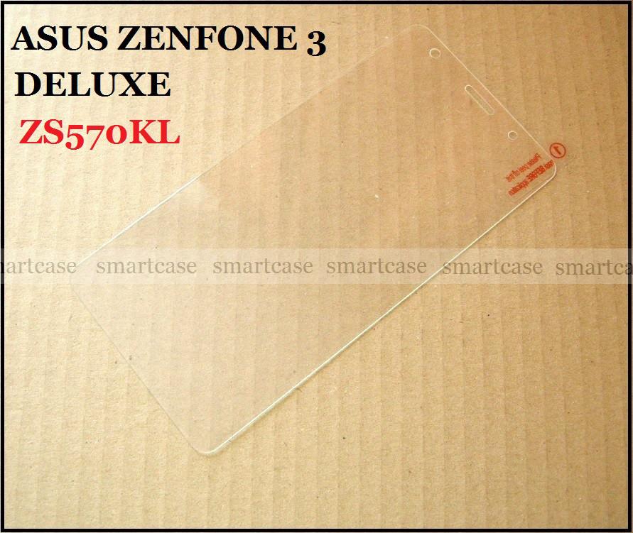 Защитное закаленное стекло для Asus Zenfone 3 Deluxe ZS570KL олеофобное 2.5d