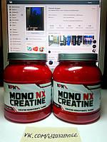 Креатин моногидрат, Nex Pro Nutrition Mono NX Creatine 500г