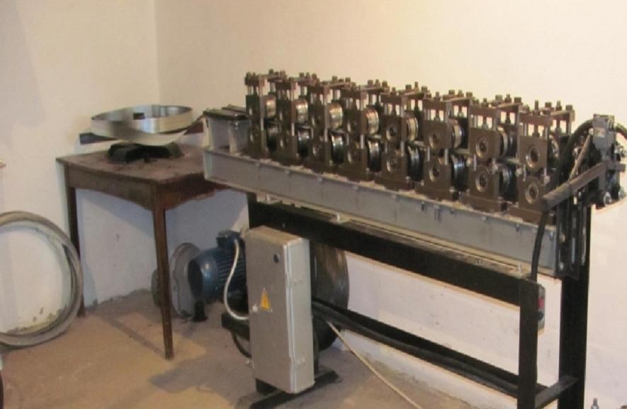 Верстати для виробництва профілю Екстра (зигзаг), Продаж верстатів.