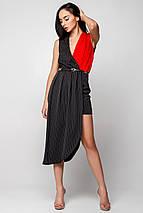 Женское платье асимметричного кроя (Жаклин mrb), фото 2