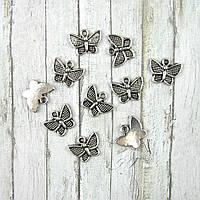 "Набор подвесок ""Бабочки"" 10шт"