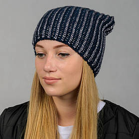 """Удлиненная женская шапка """"Stella"""""""