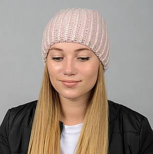 """Удлиненная женская шапка """"Stella"""", фото 2"""