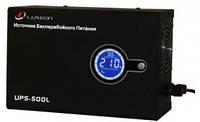 Источники бесперебойного питания ИБП Luxeon UPS-500L