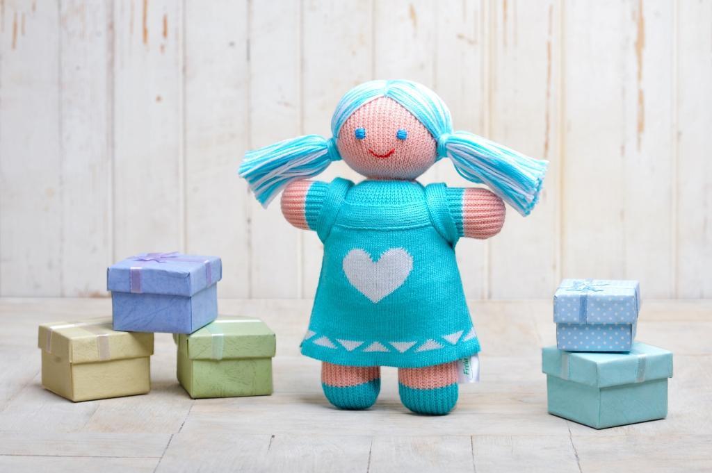 В'язана Лялька Лія Фрея