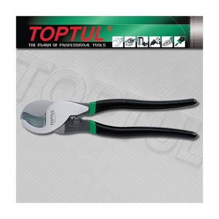 """Кусачки 10"""" (для отрезания кабеля) TOPTUL DNAA1210, фото 2"""