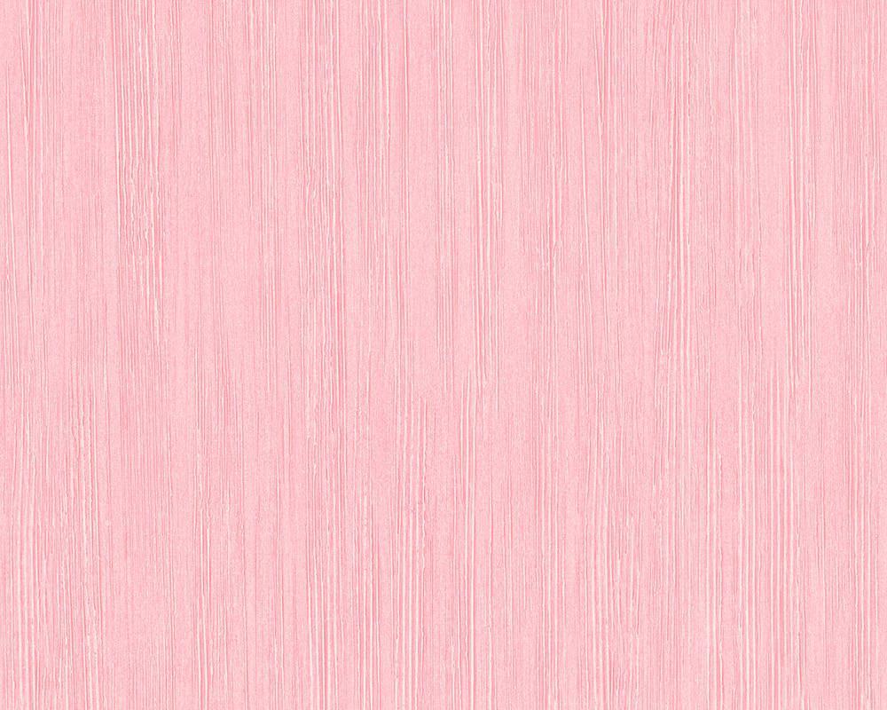 Обои - супермойка, однотонные розовые 959955.