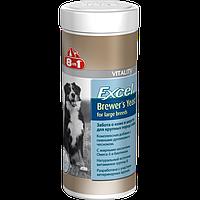Vitality Excel Brewers Yeast Large Breed витамины для крупных собак 8in1,80 табл