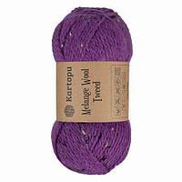 Kartopu Melange Wool Tweed- 1371