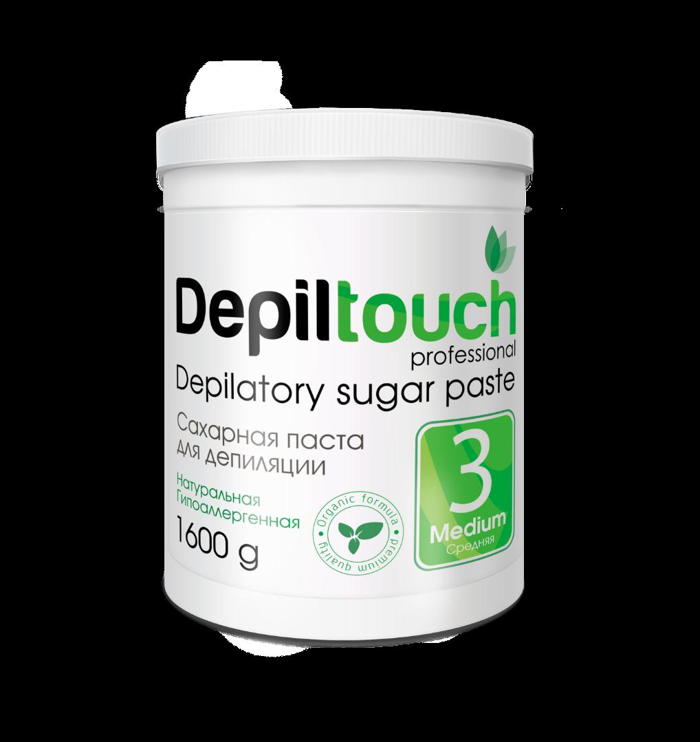Сахарная паста Depiltouch средняя