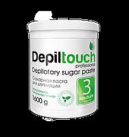 Сахарная паста Depiltouch средняя, 330 грамм