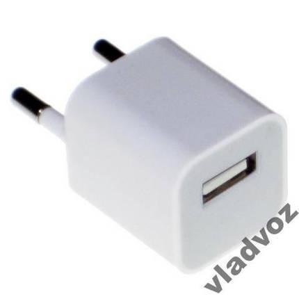 Универсальноу зарядное IPHONE, Ipod, usb,  2, 3g, 4 G, mp3, маленькая вилка, фото 2